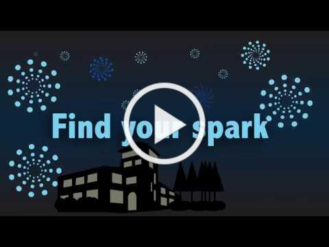 Find your Spark with us