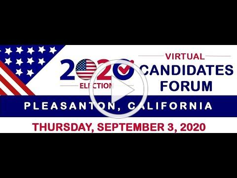 Mayor and City Council Candidates Forum 2020