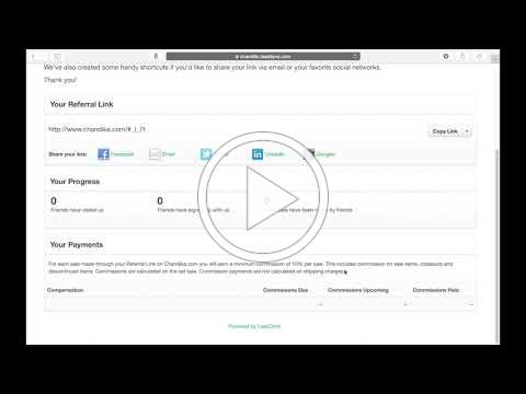 How to Log In - SVA Affiliate Account