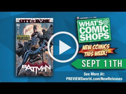 House of X, Event Leviathan, and More: What's @ Comic Shops 9/11/2019