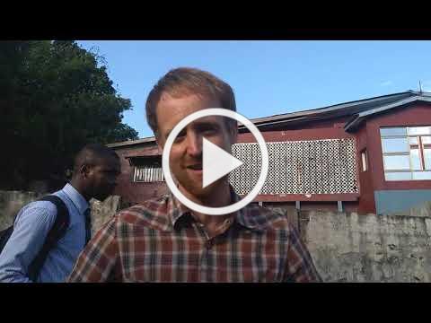 Stephen in Sierra Leone