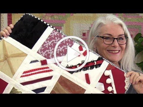 Build Your Own Fidget Quilt