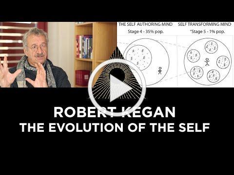 Robert Kegan: The Evolution of the Self
