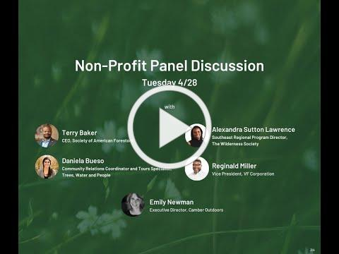 Career & Diversity Discussions: A Chat with Natural Resource Professionals - Day #1