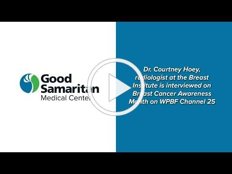 Dr Courtney Hoey on Breast Cancer Awareness Month