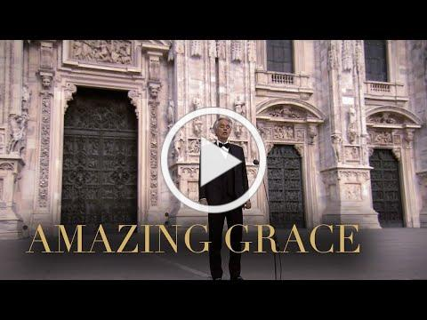 Andrea Bocelli: Amazing Grace - Music For Hope (Live From Duomo di Milano)