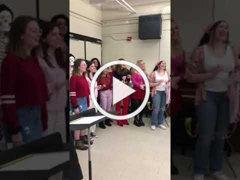 Show Choir - Just the Way You Are