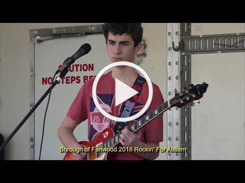 Fanwood 2018 Rockin' for Autism
