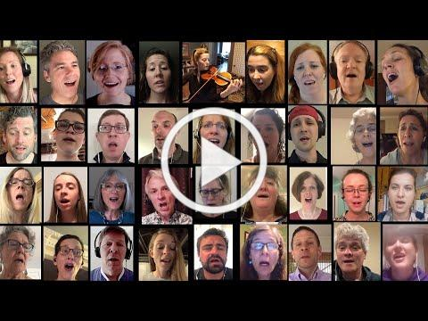 I'll Fly Away   Schola Diffusa   Pandemic Virtual Choir