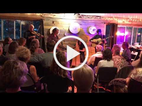 New World String Project - Live clips from Cedarhouse Concerts