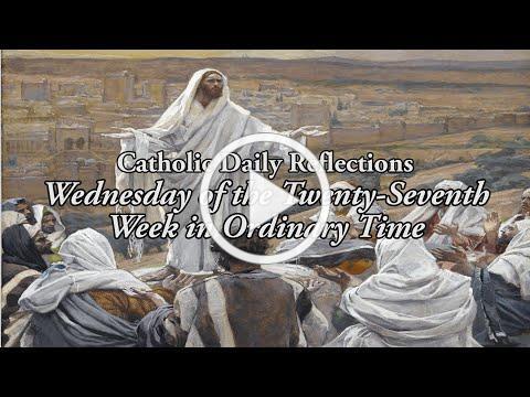 Praying the Lord's Prayer - Wednesday, October 7, 2020