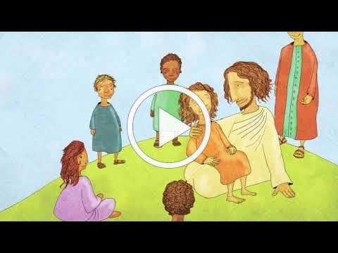 How to Pray The Jesus Storybook Bible