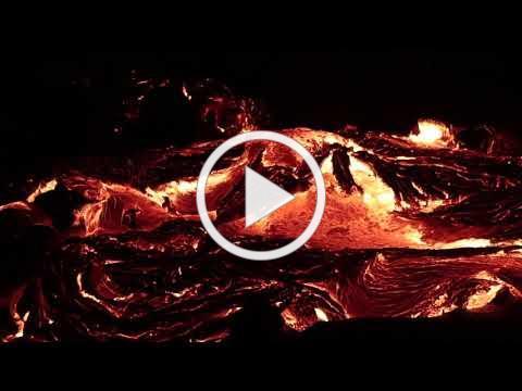 Kilauea lava flows! April 2017