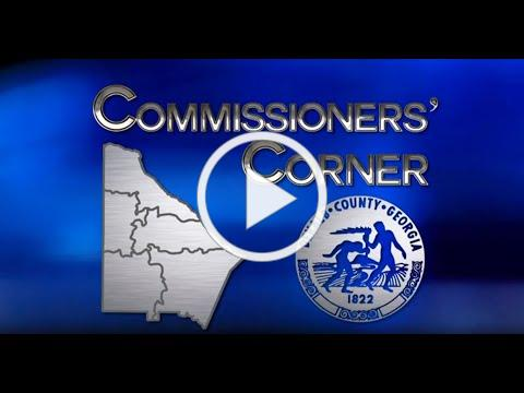 Commissioners' Corner - District 5 Mereda Davis Johnson 3/9/21