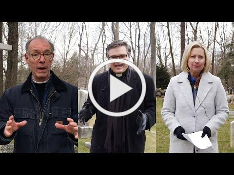Father Peter's Vlog 1.25.21 | Meet Jesse Betts