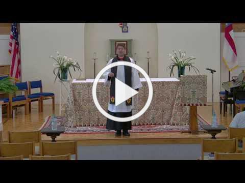 Morning Prayer, Sunday, April 26, 2020