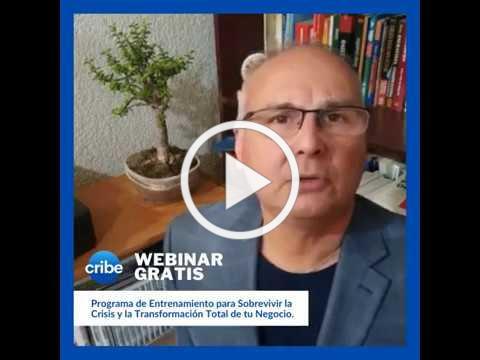 Invitación a Webinar Gratis: Secretos para Sobrevivir la Crisis Financiera y Prosperar en el Negocio