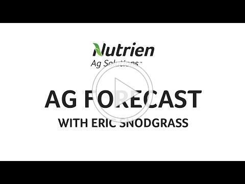 Nutrien Ag Solutions Ag Forecast - June 27, 2019