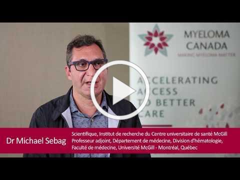 Série InfoVidéos de Myélome Canada #11 - deuxième greffe