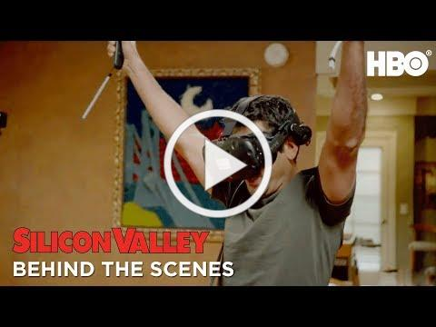 Silicon Valley: Inside The Hacker Hostel VR with Thomas Middleditch and Kumail Nanjiani   HBO