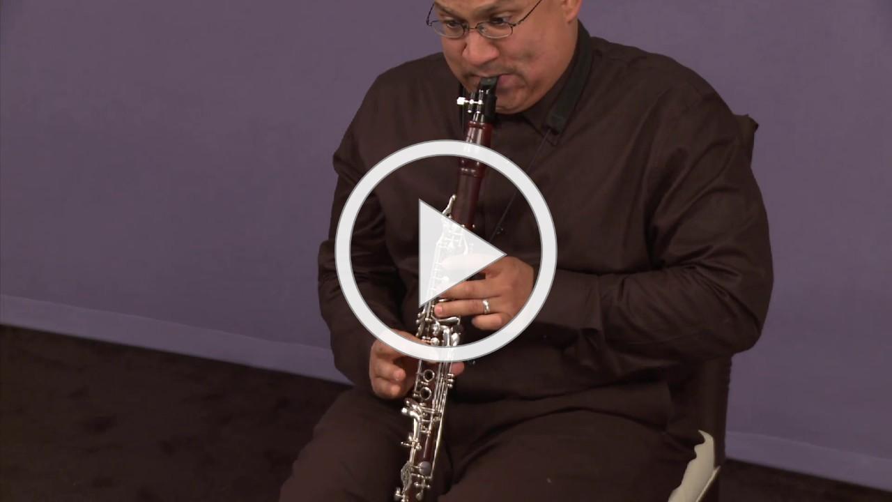 Ricardo Morales plays Beethoven on Clarinet