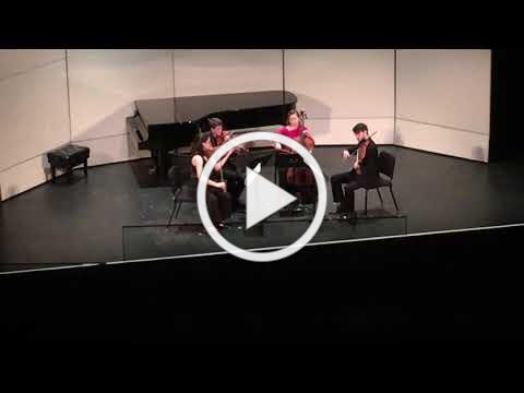 The 9th Plowman Chamber Music Competition - The Finals
