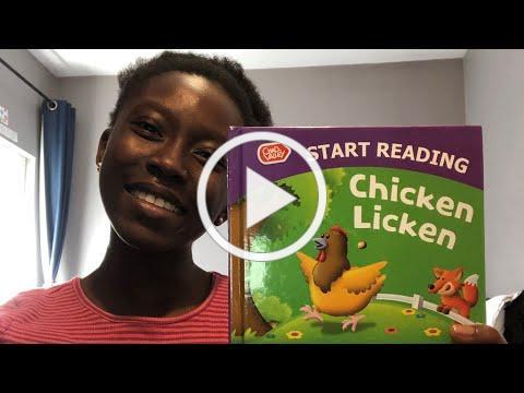 Chicken Licken (My First Readers - Chad Valley)