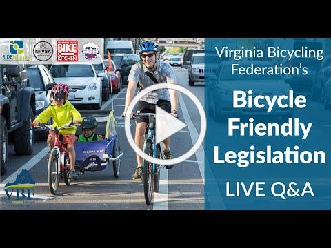 Resolve to Make Biking Better: A Conversation About Bike Advocacy in Southwest Virginia