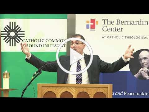 Catholic Common Ground Initiative - 2018 Murnion Lecture