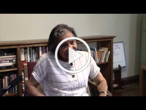 Marion Watlington interviewed by Shobhi Kanal, 7/28/2015