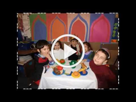 CTA Kindergarten Purim Megillah 2018
