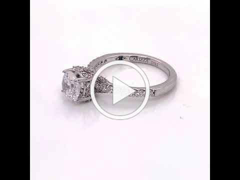 MDJ advantage - Carrizza Diamond Semi Mount - Dominic Mainella - 4009440