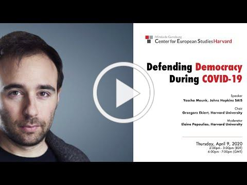 Defending Democracy During COVID-19