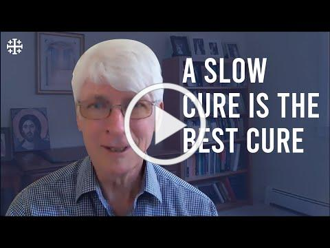 Ralph Martin - A Slow Cure Is the Best Cure