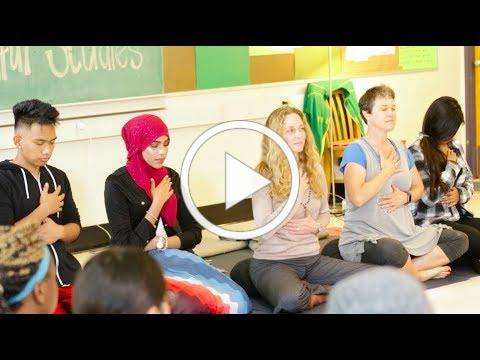 Powerful Video about Mindfulness in Schools