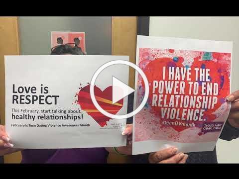 Teenage Dating Violence Awareness Month 2021