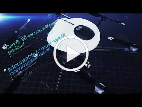 Doosan Mobility Innovation - Powerpack, Drone