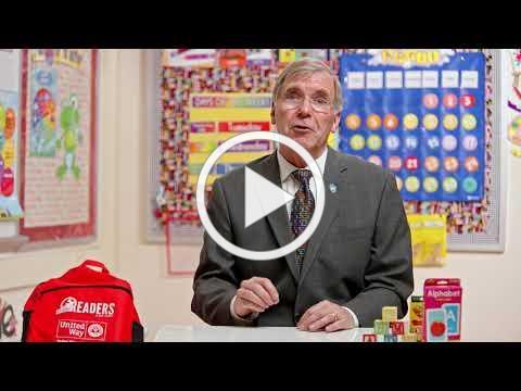 It's time for Kindergarten Registration - Mayor Joe Schember message