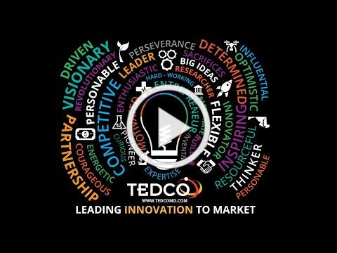 TEDCO: Leading Innovation to Market