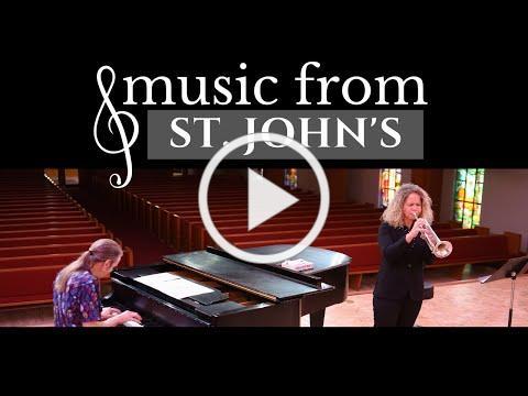 Music from St. John's | Christine Fawson & Jim Ahrend