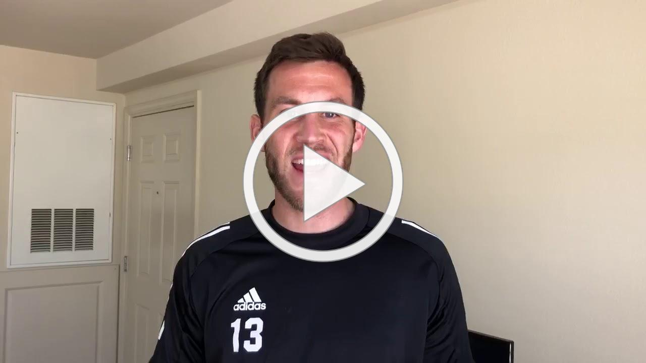 Fusion Alumni and Now Pro Soccer Player Matt Sheldon