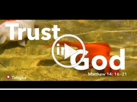 Bible Live: Trust in God - Script