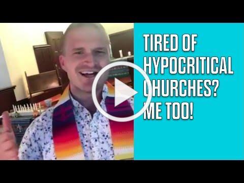 I Love Jesus But Hate Hypocrisy