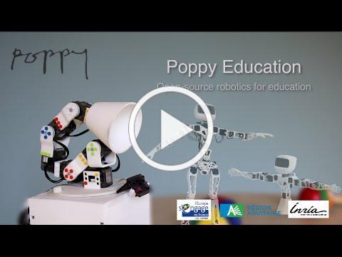 Poppy Education - Poppy Ergo Jr Overview (English)