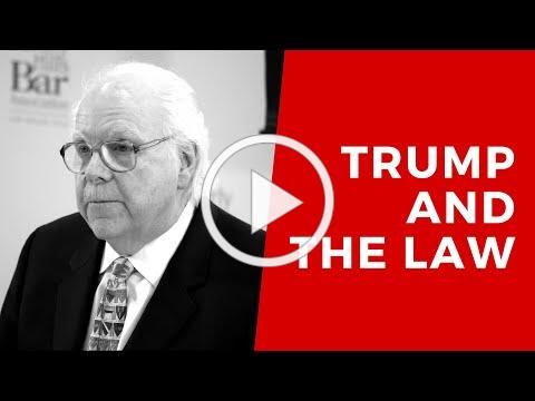 TRUMP AND THE LAW - What Is The Legal And Political Fallout From The Mueller Report?