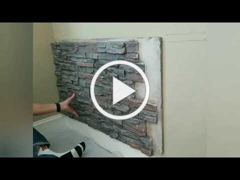 DIY Demo: Accent Wall Installation
