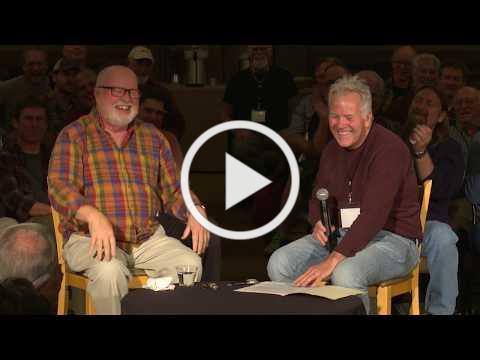 Soularize 2018: Question & Response with Fr. Richard Rohr, OFM