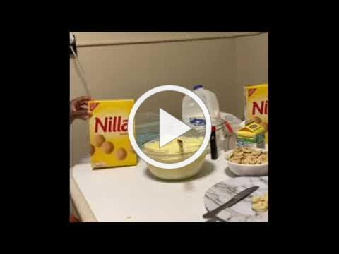 Banana Pudding Video