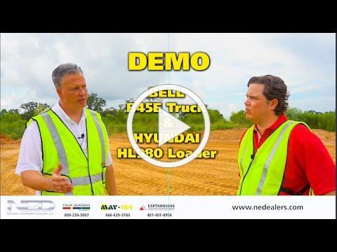 NED Talks Ep 3 - B45E / HL980 DEMO with David Keys