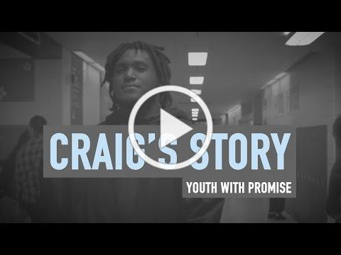Craig's Story: Youth with Promise